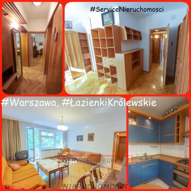 Mieszkanie Warszawa Podchorążych